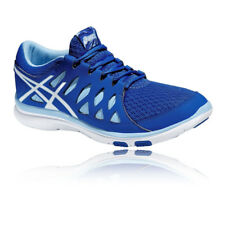Asics Gel-Fit Tempo 2 Femme Bleu Running Route Sport Chaussures Baskets Sneakers