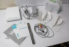 Nintendo Wii White Console Bundle Accessories Games