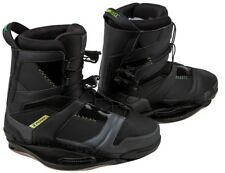 Ronix Darkside Boot Black Herren Close Toe Wakeboardbindung