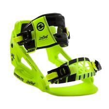 Hyperlite System Lowback Wakeboard Bindung Yellow