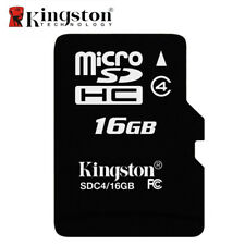 Kingston 8 GB 16 GB Tarjeta Micro SD Carte Classe 4 Carte Mémoire Micro SD TF