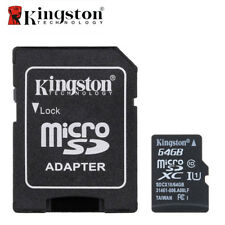 Kingston 10 Pcs/Lot Micro SD Carte Mémoire Carte avec Adaptateur 16 GB 32 GB 64