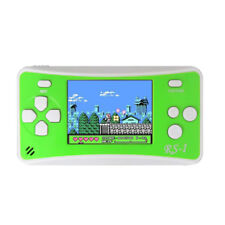 "RS-1 8 Bit 2.5"" inch Color LCD Built in 152 Games Portable Handheld Game Console"