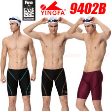 2018 NWT YINGFA 9402B COMPETITION TRAINING RACING JAMMER ALL SIZE FINA APPROVED!
