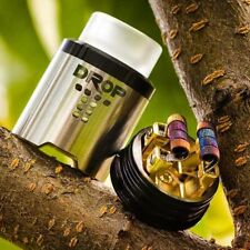 100% AUTHENTIC DIGIFLAVOR DROP RDA by TVC | 24mm RDA included Squonk-Ready Pin