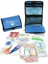 39 - 97PC FIRST AID KIT EMERGENCY MEDICAL BAG COMPACT TRAVEL HOME CARRY CASE