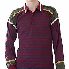Paul Smith t-shirt polo patch striped SIZE XL
