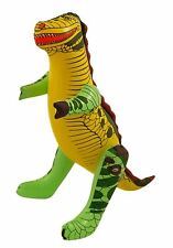 Children Inflatable Dinosaur 43 cm Blow Up Kids Toy Fancy Dress Party Accessory