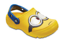 SCARPE BAMBINI/JUNIOR SNEAKERS CROCS FUNLAB DESPICABLE [204113 YELLOW]