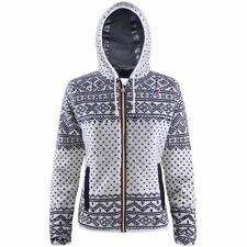 K-WAY LILY WOOL ICELAND GIACCA DONNA CAPPUCCIO KWAY termico ZIP Fantasia New 907