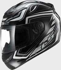 Casco integrale LS2 FF352 ROOKIE RANGER black | white