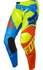 Pantaloni cross | enduro FOX bimbo 180 Nirv Youth giallo fluo| rosso fluo| blue