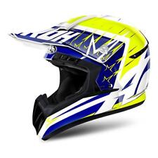 Casco Cross | Enduro AIROH SWITCH STARTRUCK yellow gloss