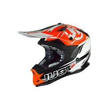 Casco Cross | Enduro JUST1 J32 Pro Rave black | orange