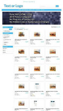 eBay Shop Store Design & 2 Auction Listing Templates Mobile Responsive HTML 2018