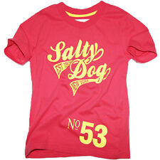 Salty Dog T-Shirt Salty Dog Red