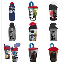 Star Wars Cups and Bottles (Assorted)