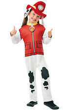 Kids Childs Marshall Fancy Dress Costume Outfit Rubies Paw Patrol Book Week