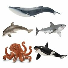 SCHLEICH World of Nature OCEAN - Choose different Sea Life all with Tags