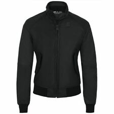 K-WAY GIACCA DONNA CORTA CARNABY KL AIR PADDED Imbottito KWAY PELLE Aut/Inv K02s