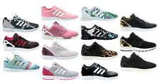 Adidas ZX FLUX W Smooth Women Sneaker Women's Shoes Running Shoes