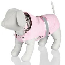 Trixie Dog Como Warm & Water Repellent Pink Coat For Dogs Puppy Pets