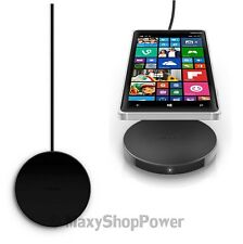 NOKIA CARICABATTERIE ORIGINALE RICARICA WIRELESS CHARGER DT-601 BLACK 00013AA