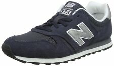 New Balance 373 Men's Shoes Athletic Sneakers Navy Blue Suede ML373NAY