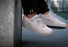 Nike Air Force 1 '07 LV8 Suede | Sepia Stone/Cream | Mens Trainers [AA1117-201]