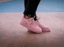 Nike Air Force 1 '07 LV8 Suede | 'Dragon Red' Rare | Mens Trainers [AA1117-601]