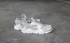 Nike Air Huarache Run PRM | 'Metallic Silver' Rare | Mens Trainers [704830-008]