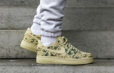 "NIKE AIR FORCE 1 '07 LV8 | ""3M CAMO"" TEAM GOLD-BEIGE 