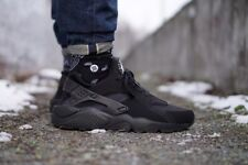 "NIKE AIR HUARACHE RUN | ""TRIPLE BLACK"" BLACK-BLACK-BLACK 