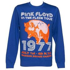 Pink Floyd - In The Flesh Tour 1977 Felpa/Maglione - NUOVO & UFFICIALE