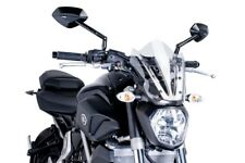 7015 PUIG Cupula pantalla Naked New Generation YAMAHA MT07 (2014-2017)