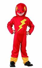 Girls Dress Up Flash Fighter Book Week Costume Kids School Party Wear Outfit