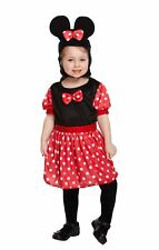 Kids Dress Up Mouse Girl Costume Children Book Week Day Toddler Child Outfit