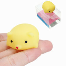 PIG SQUISHY SQUEEZE CUTE MOCHI HEALING TOY KAWAII COLLECTION STRESS RELIEVER