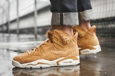 Nike Air Jordan 6 Retro | Golden Harvest/White | Mens Trainers [384664-705]