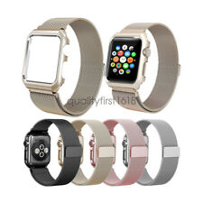 38mm 42mm Bandkin Milanese Loop Stainless Steel Watch Band Strap For Apple Watch