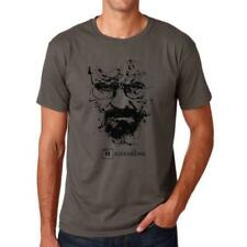 Heisenberg Breaking Bad inspired T-shirt Tops for men or women.