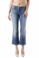 jeans donna husky husky donna jeans a pinocchietto made in italy: stra…