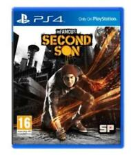 inFAMOUS: Second Son (PS4) VideoGames ***NEW***