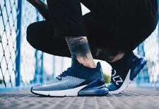 Nike Air Max 270 FK | Brave Blue/White/Work Blue | Mens Trainers [AO1023-400]