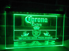 Corona Extra Mexico Beer Drink LED Neon Sign Light Plate Flag Bar Club Pub Gift