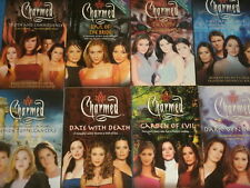 CHARMED 'Pocket Books PB Novels' Prue,Piper,Phoebe,Paige,Halliwell Witches Cult