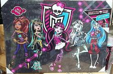 1 Cadre Lumineux MONSTER HIGH - 10 Leds (45 x 30 x 2 cm) - NEUF sous emballage