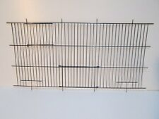 "Canary Cage Fronts 12"" x 24"" In Quantities Of 1, 6 Or 12 Free Postage! NEW"