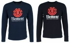 Element Vertical LS Herren Langarmshirt