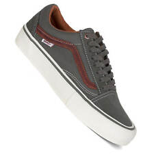 Vans Old Skool Pro en Gris Marrón - Optimizado Skate Versión de OLD SCHOOL